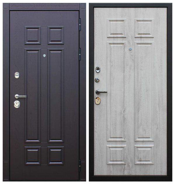 Дверь входная МДФ, утепленная, с шумоизоляцией СП173
