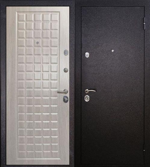 Входная металлическая дверь элит с магнитными уплотнителями СП057